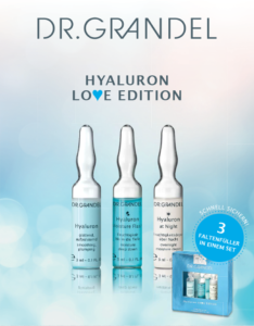DRG Hyaluron Love Edition Ampullen